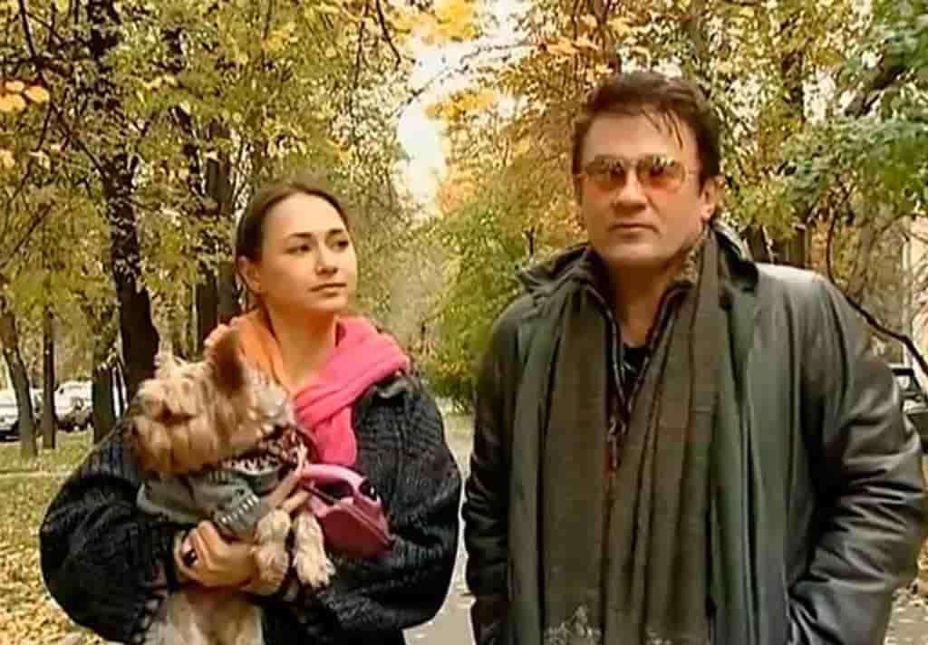 Анастасия чернова актриса жена меньшикова